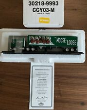 *NEW* Matchbox MOOSEHEAD BEER Tractor Trailer CCY03-M  30218-9993 w/ COA