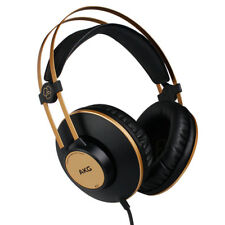 AKG K92 Professional Headphones Studio Audio Back Closed Stereo Premium Quality