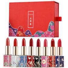 CATKIN Lipstick Waterproof Long Lasting Matte Shimmer Lip Make Up 4PCS+GIFT BOX