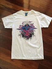 Movement Clothing T-Shirt Dmote Graffiti L Rare!