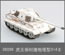 36299 1/72 Trumpeter Model Germany KingTiger Porsche Turret NO.314 Tank Armored