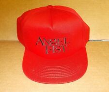 ANGEL FIST NEW MOVIE CAP ADJUSTABLE HAT PROMOTIONAL EMBROIDERED ROGER CORMAN