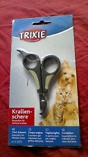 TRIXIE Pet Claw Nail Clippers Scissors Small Animals Rabbit Guinea Pig Hamster