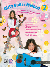 Alfred's Girl'S Guitar Method Book 2-Music Book/Cd-Brand New On Sale-Instruction