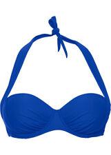 """3.3965 Bikini-BH """"royalblau"""" Gr. 36 (70 E-Cup)"""
