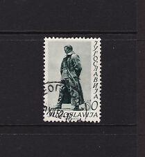 Yugoslavia 1952 Statue of Marshal Tito 50d Stamp