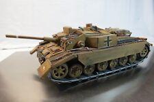 STURMGESCHÜTZ WKII  großer Panzer ein Geschützrohr Standmodell Lot:LW/17/87