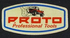 Vintage PROTO Professional Tools Original 1970 Dune Buggy Racing Decal Sticker