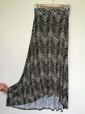 Target summer bandeau / Strapless maxi dress - size 8 - NWOT!