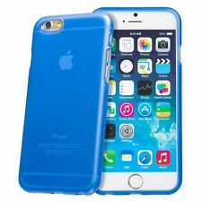 Blue Fitted Case for iPhone 6