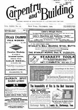 CARPENTRY AND BUILDING MAGAZINE 228 VINTAGE ISSUES PDF
