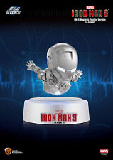 Kids Logic Iron Man 3 Mini Egg Attack LED MARK II Magnetic Floating Figure