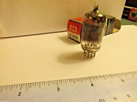 6JN8  RCA Vacuum Radio Electronic Tube  ( new old stock ) FREE SHIPPING