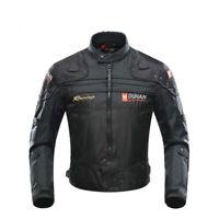 DUHAN Motorcycle Jacket Motocross Riding Knight Full Body Gear Racing Warm Armor