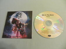 NIKI AND THE DOVE Instinct promo CD album