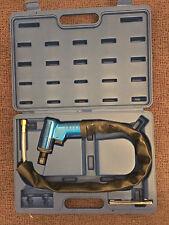 HAMACH HP80 Pneumatische Mini Schleifmaschine 80mm im Koffer