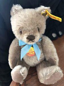 """Steiff 7"""" Original Teddybear 0202/18 Western Germany"""