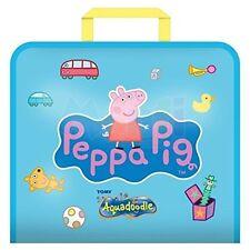 T72368 TOMY Peppa Pig DOODLE Bag Aquadoodle Travel Case Children Toddler 18m