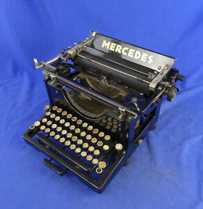 Mercedes 3 - Schreibmaschine - typewriter - Samml. Heilbronn - 2707