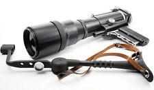 Schnellschuß Objektiv von Novoflex Noflexar 40cm 400mm 1:5,6 Tele Teleobjektiv