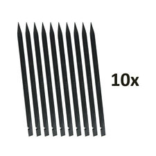10x Nylon Plastic Spudger Stick Pry Opening Repair Tools for iPhone iPad Laptops