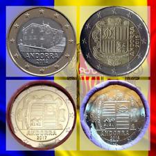 Andorra. Euros no conmemorativos. S.C.
