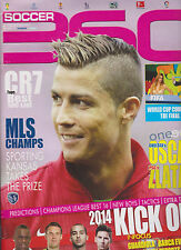 SOCCER 360 MAGAZINE CANADIAN #49 2014, 2014 KICK OFF, MLS CHAMPS.