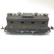 Vintage Lionel 251 Type 1 Gray With Brass Inserts Strap Lights Manual Rev Works