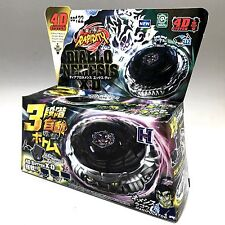 DIABLO NEMESIS BEYBLADE 4D TOP METAL FUSION FIGHT MASTER NEW + LAUNCHER USA