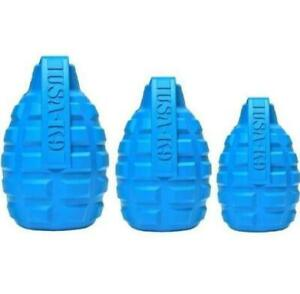 Grenade   Dog Chew Toy   Enrichment   USA Made   Rover Pet Products