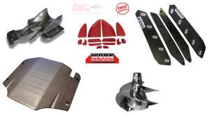 Yamaha GP1800R Worx Ride Plaque Admission Grille Sponson Rotor Solas YV-CD-13 /