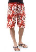 Solid Shorts de Bain Homme Bas Ketchup