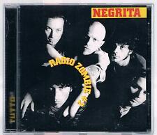 NEGRITA RADIO ZOMBIE #2  CD PROMO TUTTO