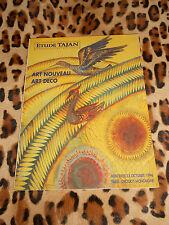 Catalogue - Art nouveau, art déco - Tajan, Drouot 1996