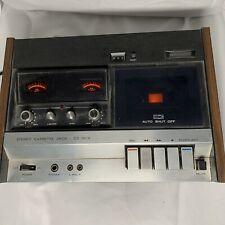 Vintage Marantz Superscope CD-301A Stereo Cassette Deck Rare Japan Powers Up