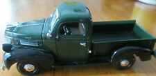 1941 Dark Green Plymouth Truck 1/24 Motor Max Die Cast