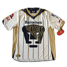 2009/10 Unam Pumas Home Jersey XL Puma Club Universidad Nacional LigaMX NEW
