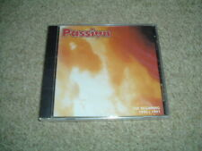 PASSION - THE BEGINNING 1990/1991 - CD ALBUM - WARRANT/FIREHOUSE NEW & SEALED