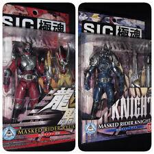 SIC 極魂 Kiwami Tamashii Ultimate Soul Vol 2, 3 Masked Rider Ryuki and Knight