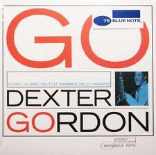 Dexter Gordon GO! Blue Note Records 75th Anniversary REMASTERED New Vinyl LP