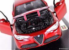 Alfa Giulietta -Red alfa - model 1:24
