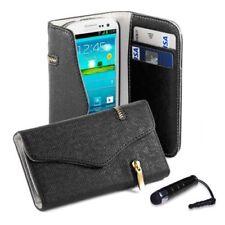 Fundas con tapa Para Samsung Galaxy S de piel para teléfonos móviles y PDAs