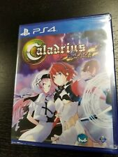 CALADRIUS BLAZE  [ Moss / H2 Interactive ] Sony PlayStation 4 Asia