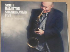 Scott Hamilton scandinavian Five-Live at Nefertiti-CD + DVD