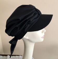 29af3d3ce Satin Black Women's Baseball Caps for sale | eBay