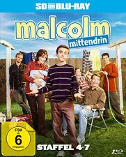 Malcolm mittendrin - Staffel 4-7 (SD on Blu-ray) Blu-ray *NEU*OVP*