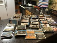 Huge Lot Of Vintage/ Antique Postcards Real Photos Holiday Topical Funny 2400+!!