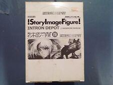 INTRON DEPOT Series 2 SIF Trading Figure display box