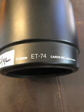 Genuine Canon ET-74 Hood