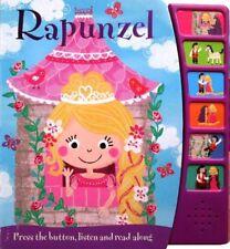 Rapunzel - Disney Princess - Multi Sound Book - New
